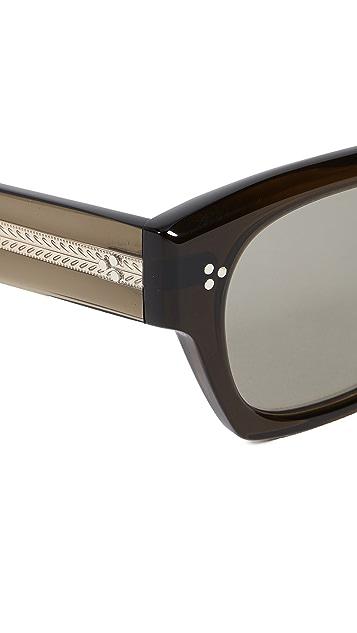 Oliver Peoples Eyewear Isba Sunglasses