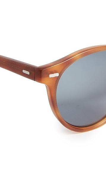 Oliver Peoples Eyewear Gregory Peck Sunglasses