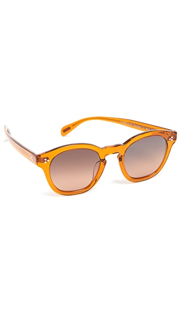 Oliver Peoples Eyewear Boudreau LA Sunglasses