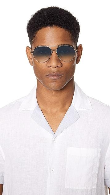 Oliver Peoples Eyewear Rockmore Sunglasses