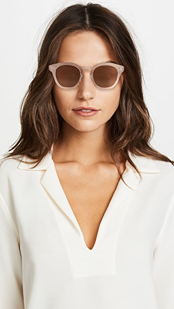 Oliver Peoples Eyewear Boudreau L.A. Sunglasses