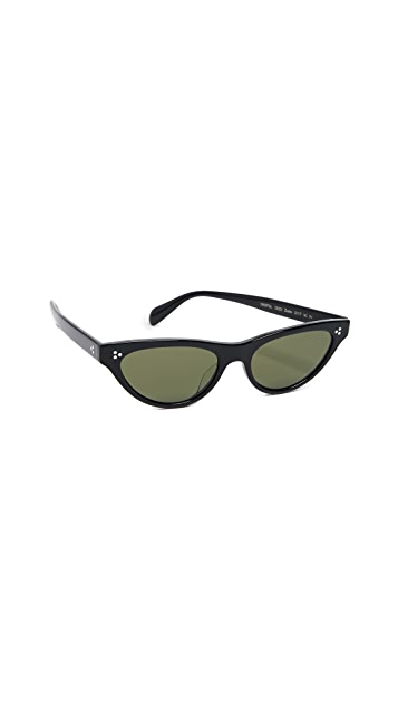 Oliver Peoples Eyewear Zasia Sunglasses