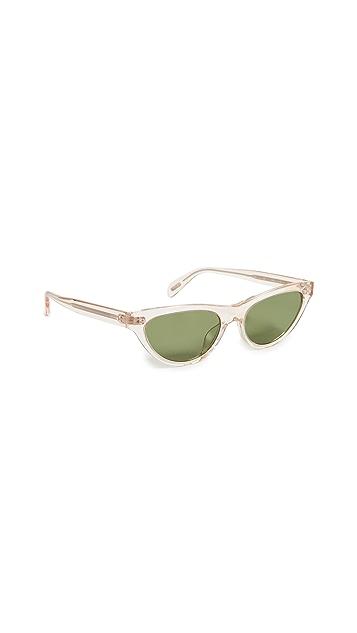 Oliver Peoples Eyewear Zasia Sunglasses