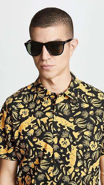 Oliver Peoples Eyewear Daddy B. Sunglasses