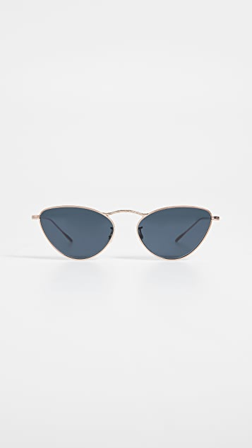 Oliver Peoples Eyewear Lelaina 太阳镜