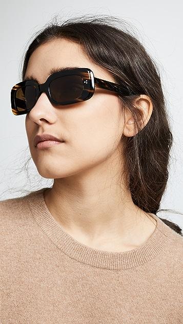 Oliver Peoples Eyewear Saurine Sunglasses