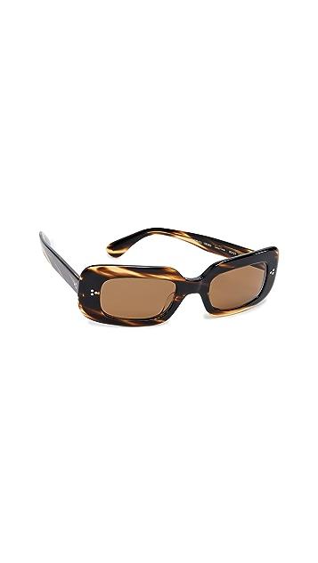 Oliver Peoples Eyewear Saurine 太阳镜