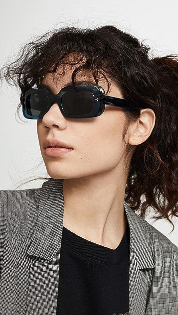 Oliver Peoples Eyewear Солнцезащитные очки Saurine