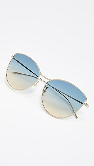 Oliver Peoples Eyewear Rayette Sunglasses