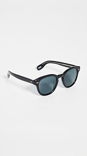 Oliver Peoples Eyewear Cary Grant Polarized Sunglasses
