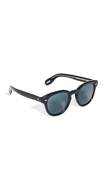 Oliver Peoples Eyewear Cary Grant Polarized Sunglasses