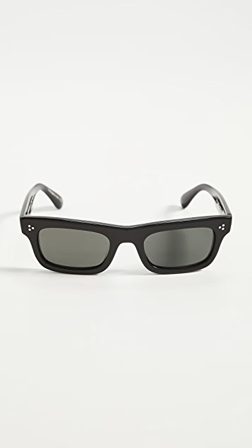 Oliver Peoples Eyewear Jaye Polarized Sunglasses