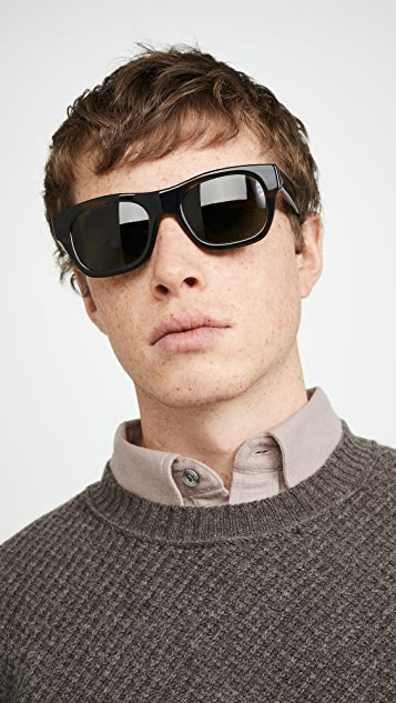 Oliver Peoples Eyewear Keenan Sunglasses
