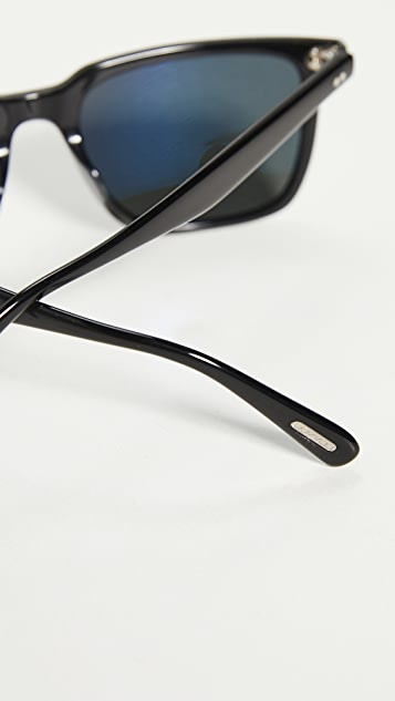 Oliver Peoples Eyewear Lachmun Sun Sunglasses
