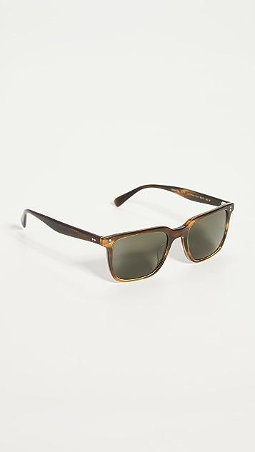 Oliver Peoples Eyewear Lachman Sun Polarized Sunglasses