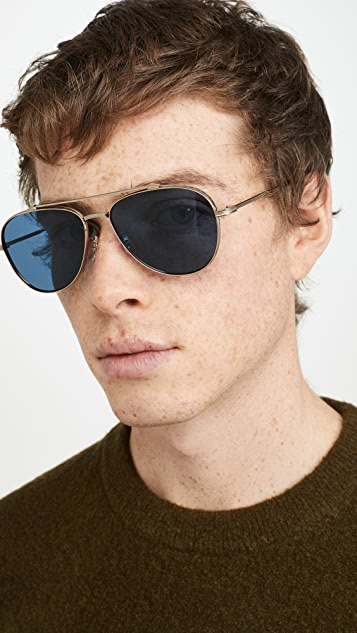 Oliver Peoples Eyewear Rikson Sunglasses