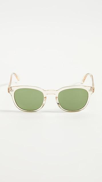 Oliver Peoples Eyewear Sheldrake Sun Sunglasses