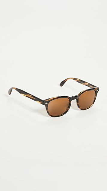 Oliver Peoples Eyewear Sheldrake Sun Sunglasses