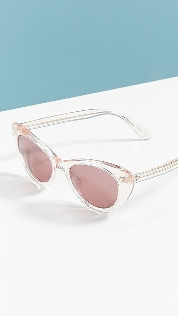 Oliver Peoples Eyewear Rishell Sunglasses