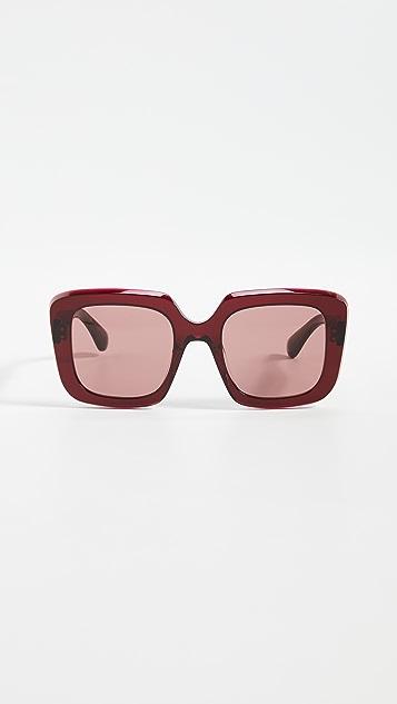 Oliver Peoples Eyewear Franca 太阳镜
