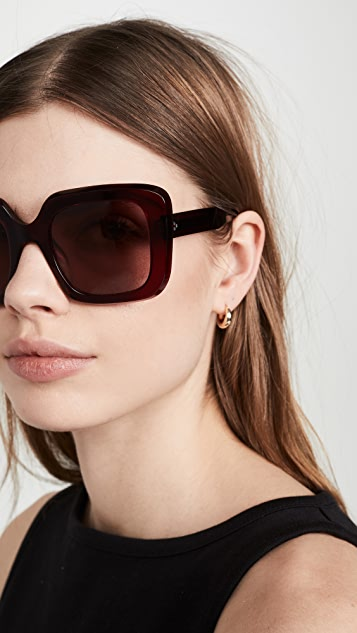 Oliver Peoples Eyewear Franca Sunglasses