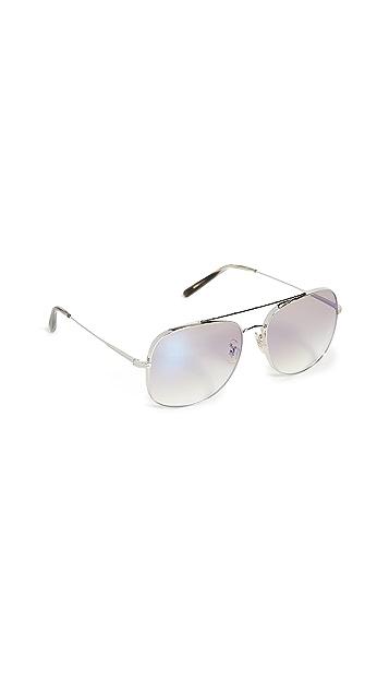 Oliver Peoples Eyewear Taron Sunglasses
