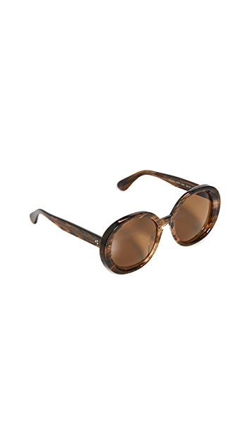 Oliver Peoples Eyewear Leidy 太阳镜