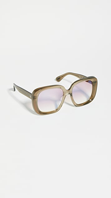 Oliver Peoples Eyewear Nella Polarized Sunglasses