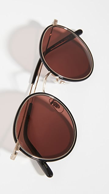Oliver Peoples Eyewear Casson Sunglasses