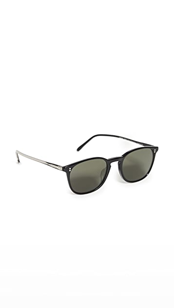 Oliver Peoples Eyewear Finley Vintage Sunglasses