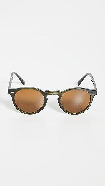 Oliver Peoples Eyewear Gregory Peck1962 Folding Sunglasses