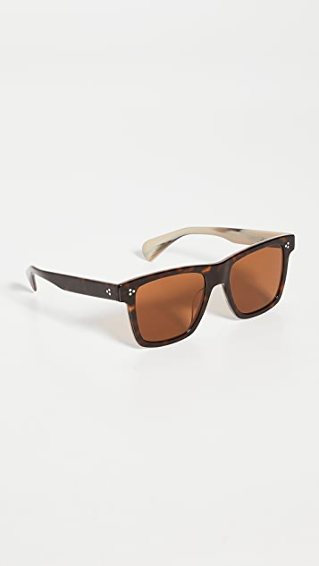 Oliver Peoples Eyewear Casian Sunglasses