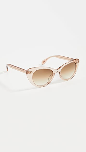 Oliver Peoples Eyewear Rishell Sun Sunglasses