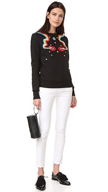 Olympia Le-Tan Dutches Sweatshirt