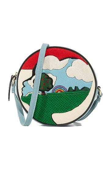 Olympia Le-Tan Normal Messenger Bag