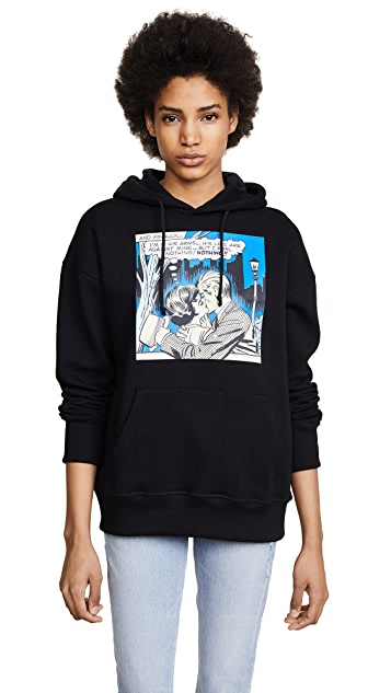 Olympia Le-Tan I Feel Nothing Hoodie