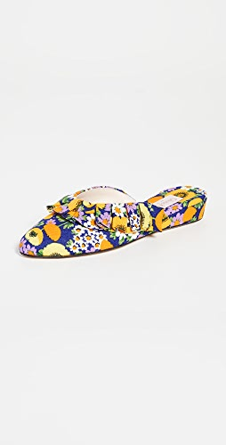 Olivia Morris At Home - Blossom Frill Slippers