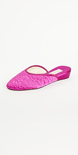 Olivia Morris At Home - Poppy Eiderdown 浅口便鞋