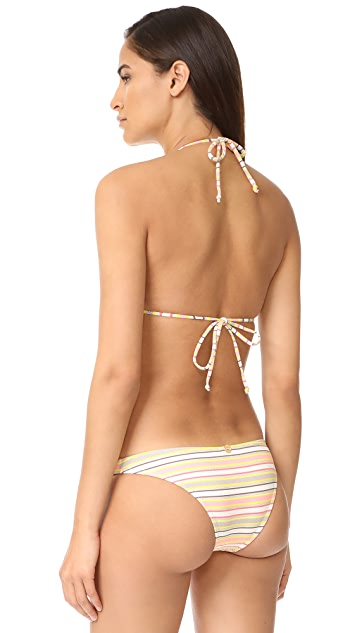 OndadeMar Aurora Triangle Bikini Top