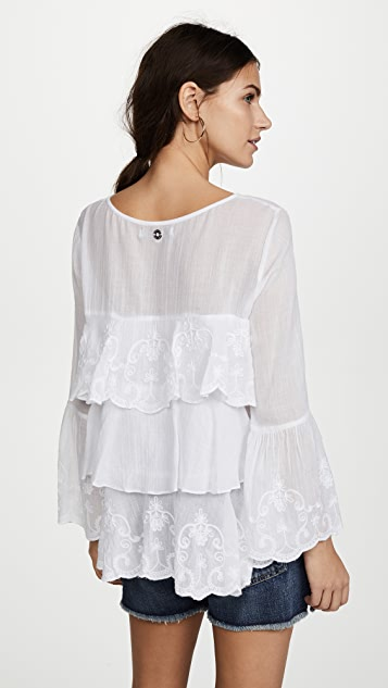 OndadeMar Whites Blouse