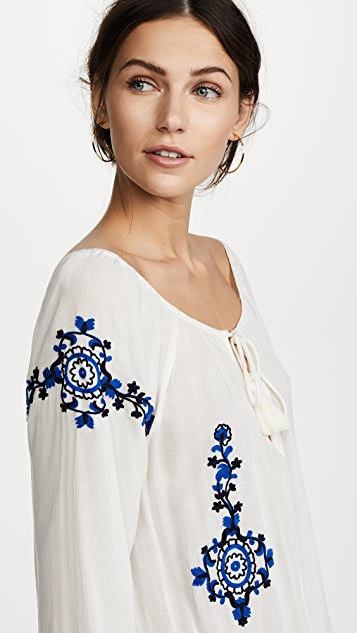 OndadeMar Whites Tunic