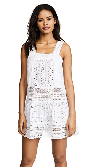 OndadeMar Short Cover Up Dress