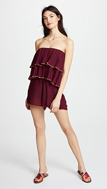 OndadeMar Solids Romper
