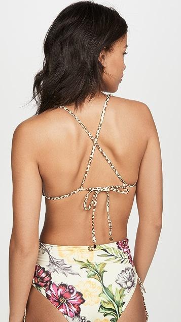 OndadeMar Triangle Bikini Top