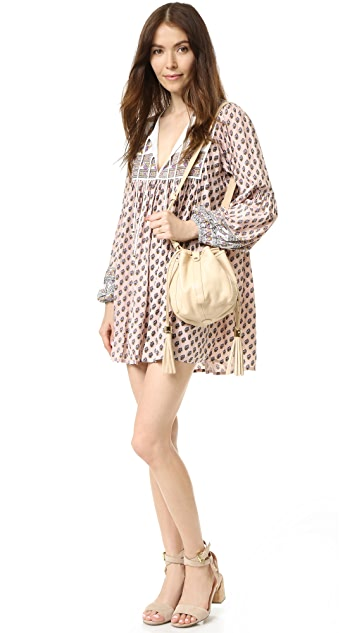 ONE by AUGUSTE Boho is Best Long Sleeve Dress