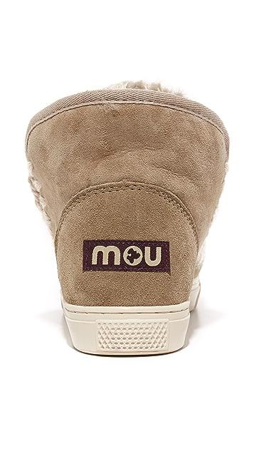 ONE by Mou Mini Eskimo Sneaker Booties