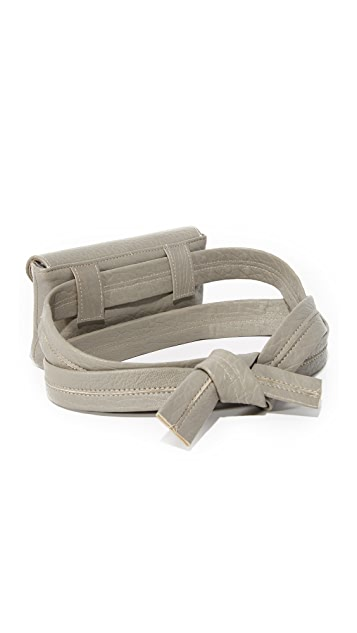 ONE by Erin Dana Double Wrap Fanny Pack
