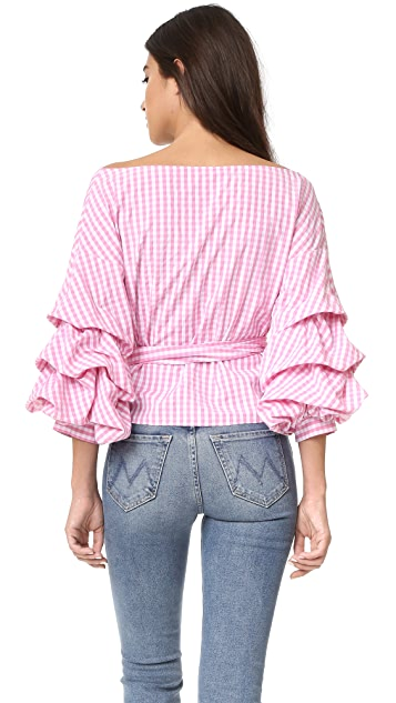 ONE by STYLEKEEPERS Modern Vintage Top