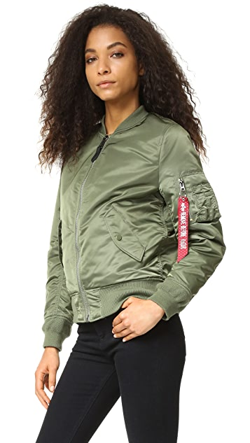ONE by Alpha Industries Bomber Jacket
