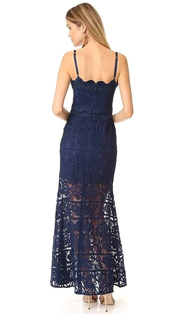 ONE by aijek Andrea Maxi Dress